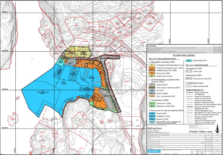 Detaljreguleringsplan For Bølingshavn Borg Havn's Uttalelse 1
