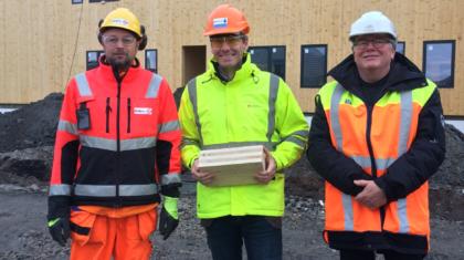 Innovasjon Norge Besiktiger Trelager 1