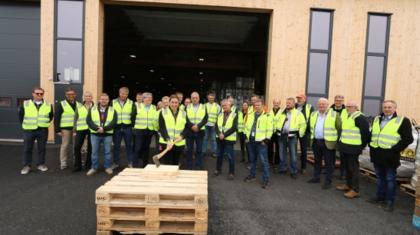 Offisiell Åpning Av Nytt Logistikklager For Nor Lines På Øra 1