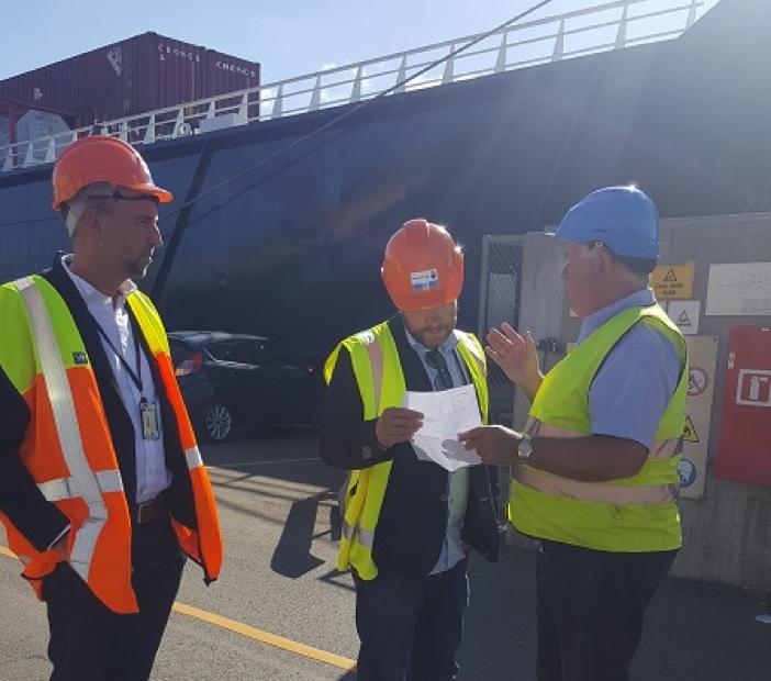 DFDS Logistics Norge Oppretter Linje Til Øra 1