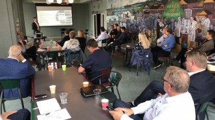 Smart Kystfart Workshop Fredrikstad