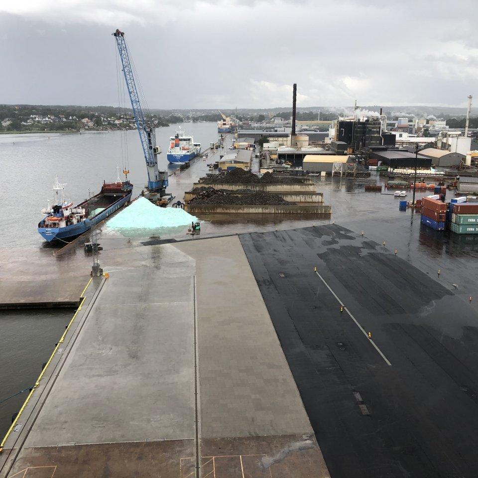 Containerkai Nord Øra