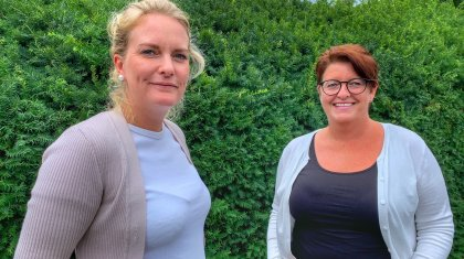Therese Og Jeanette